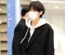 방탄소년단 '피곤한 입국'