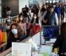 인천공항, 중국발 '원인불명' 폐렴 검역 강화