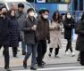 '우한 폐렴 공포' 마스크 쓴 시민들