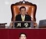 연설하는 이인영 원내대표