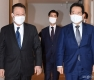 '코로나19 극복' 경제단체 만난 정세균 총리