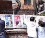 21대 국회의원 선거 종로구 후보자 벽보 게시