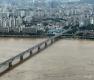 흙탕물 된 한강