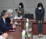 국민권익위 방문한 대학병원장들