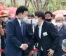 윤석열, 사퇴 후 첫 공식 행보