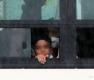 진천 임시숙소 도착한 아프간인들