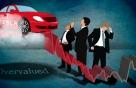 현대·기아차보다 '비싸진' 테슬라…고평가 논란