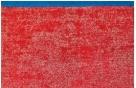김환기, 2m 붉은색 전면점화 72억원 낙찰