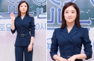 """'의사 요한' 이세영, 네이비 슈트 패션 """"슬림"""""""