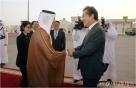 카타르 이례적 환대…투톱외교 잭팟 기대감
