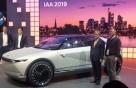 [영상] '현대차 둘러볼까…' 독일 모터쇼 등장한 정의선
