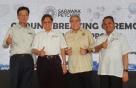 삼성엔지니어링, 말레이시아 메탄올 플랜트 기공식