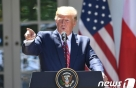 """트럼프 """"중국과 잠정적 무역합의도 고려"""""""