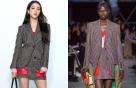 """블랙핑크 지수 vs 모델, 같은 옷 다른 느낌…""""세련미 UP"""""""