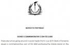 탄자니아 중앙은행 '독도 기념주화' 발행 부인