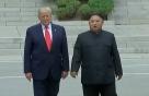 """트럼프 """"이 나라에 가장 좋은 일은 나와 김정은의 관계"""""""