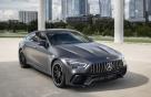 '제로백 3.2초' 메르세데스-AMG GT 4-도어 쿠페 출시