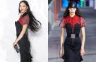 한예슬 vs 모델, 관능적인 패션…걸친 것만 1800만원?