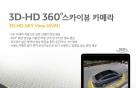 르노삼성, SM6 전용 '3D-HD 360도 스카이뷰 카메라' 출시