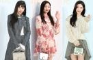 """김연아·조이·정채연, 감각적인 가을 패션 """"개성 넘쳐"""""""