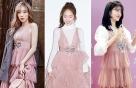 """태연·제시카·신예은, 같은 옷 다른 느낌…""""사랑스러워"""""""