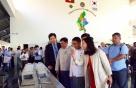 SKT, 미얀마 쿡스토브 보급 착수식…SK 관계사 11개사 동참