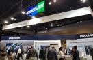 두산, 세계 최대 에너지 전시회 '파워젠 인터내셔널' 참가