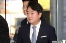"""'차명주식 은닉' 1심 벌금 이웅열에 檢 """"집행유예 선고해달라"""""""