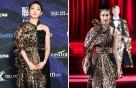 청하, 아찔한 란제리 룩…'600만원대' 명품 드레스