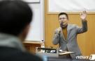 """""""한국당에게 '민(民)'은 무엇이냐""""…황교안에 날선 질문한 서울대생들"""
