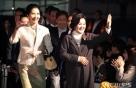 김정숙 여사, U2 내한공연 '직관'…평화·반전 메시지