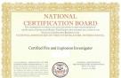 화재보험협회, 미국화재폭발조사관 자격시험 실시