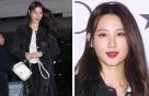 수현, 결혼 후 물오른 미모…짙은 레드립 '눈길'