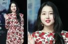"""'귀신과 산다' 크리샤 츄, 화려한 장미 원피스…""""깜찍해"""""""