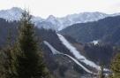 만년설 뒤덮인 알프스, 스키장이 사라진다?