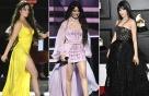 """카밀라 카베요, 3색 명품 드레스 입고…""""과감한 의상 선택"""""""