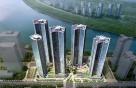 현대건설, 2월 '힐스테이트 송도 더 스카이' 분양