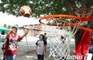 '여학생 스포츠 활성화' 초석 다진다…교육청, WKBL과 협약