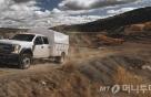 포드 상용트럭에 한국타이어 신차타이어 달린다