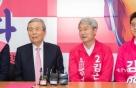 """文지지율 오르는데, """"걱정 안해"""" 김종인의 계산법"""
