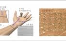 손가락 '까딱'까지 잡아내는 '피부형 센서 패치' 개발