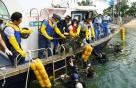 """포스코, 광양시 해양쓰레기 수거…""""해양 생태계 지키겠다"""""""