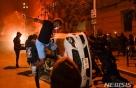 美시위 경찰 총격전에 남성 1명 사망…아비규환의 미국