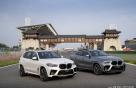시속 100km까지 3.9초..BMW 억대 초고성능 '뉴 X5·X6 M' 출시