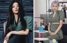 """슬기 vs 로제, 과감한 뷔스띠에 재킷 패션…""""어떻게 달라?"""""""