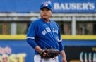 류현진과 토론토, 홈구장서 시즌 준비한다…캐나다 정부 허가