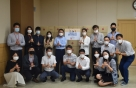롯데건설, 주요 협력사에 마스크·손소독제 전달