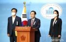 """靑, 외교·안보라인 교체에…통합당 """"유례없는 회전문인사"""""""