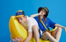LF 헤지스 피즈 라인, '스마일 바나나' 여름 캡슐 컬렉션 출시