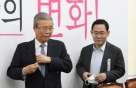 """최강욱, 추미애 입장문 사전인지 논란에 주호영 """"비선개입, 국정농단"""""""